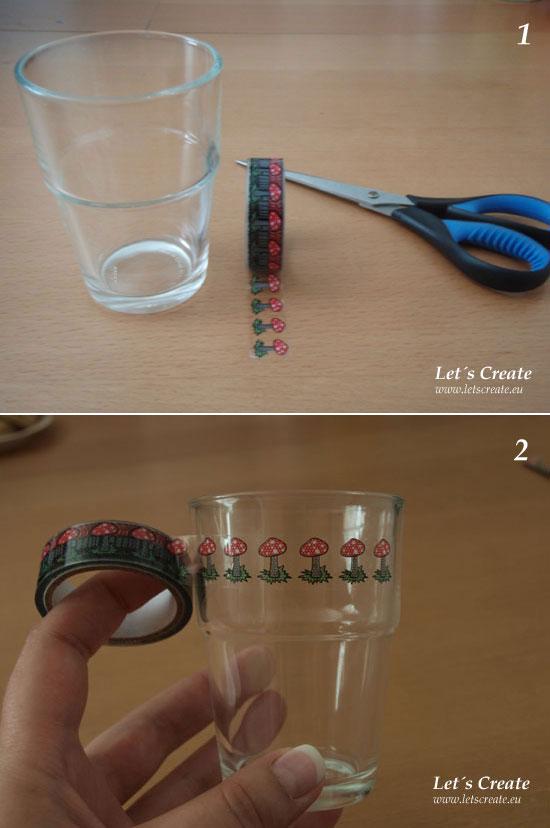 Letní sklenice