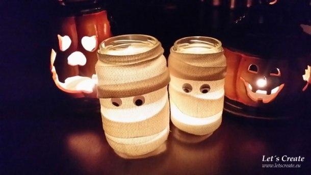 Lucerničky na Halloween