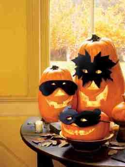 Halloweenské dýně - zdroj: http://bit.ly/goodhouskeeping-halloween