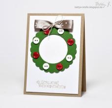 Originální vánoční přání - zdroj: Betty-crafts