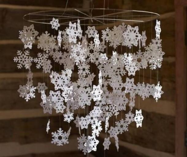 Zimní dekorace do vašeho bytu