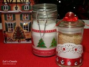 Vánoční cukřenky