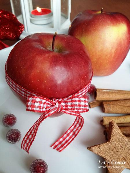 Vánoční jablíčko