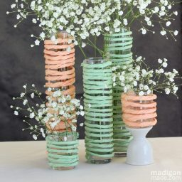 Vázy snadno a rychle - zdroj: MadiganMade