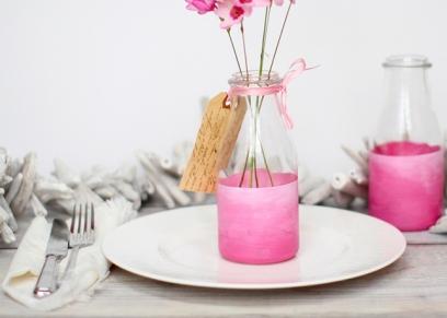 Váza snadno a rychle - zdroj: KatesCreativeSpace