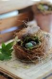 Velikonoční hnízdo - zdroj: CraftBerryBush
