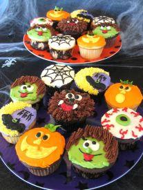 Dobroty na Halloween - Zdroj: Icakeideas