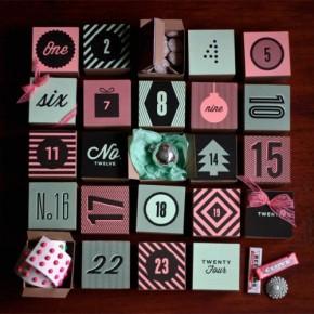 Adventní kalednář: 13 originálníchinspirací