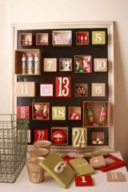 Adventní kalendář - Zdroj: 2boys2girls