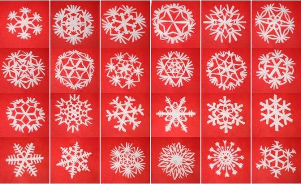 papirove-snehove-vlocky